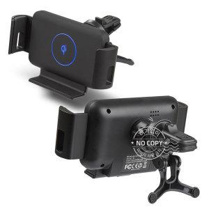 차량용 무선충전 자동거치대 태블릿 갤럭시폴드 호환