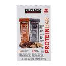 코스트코 프로틴바 초콜릿 피넛버터 청크 쿠키앤크림 20 개입 버라이어티팩 Kirkland 빠른직구