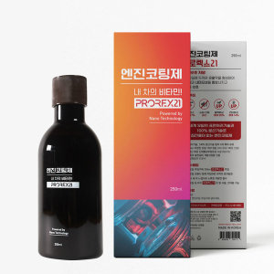 NanoRex 프로렉스21엔진코팅제_가성비갑 내차의 비타민