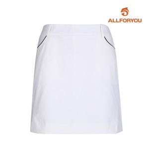 올포유 여성 주머니 라인 배색 큐롯 AWPCH7511-100_G