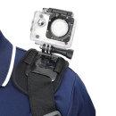 에이스원 액션캠 악세사리 어깨밴드 스트랩