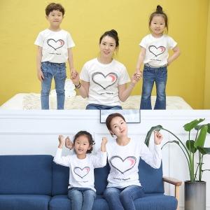 아동 유아 주니어 남아 여아 초등 단체티 반티 티셔츠