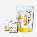 김제 지평선 쌀로 만든 수제 누룽지 120g 14봉 선물용