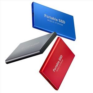 SSD 모바일 솔리드 스테이트 드라이브 2 테라바이트 1