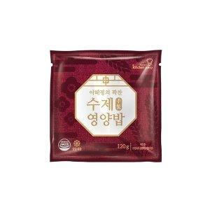 빅마마 이혜정의 꽉찬 수제 영양밥 120gX20팩