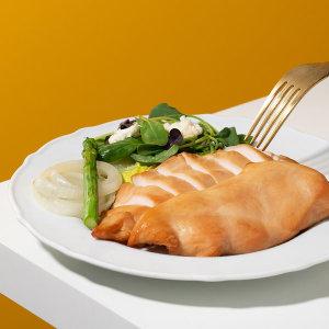 브랜드닭 훈제 닭가슴살 어니언 100g 30팩 (3kg)