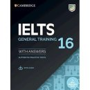 IELTS 16 General Training Student s Book with Answers  : with Audio with Resource Bank  Ca...