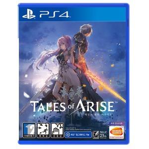 PS4 테일즈 오브 어라이즈 한글초회 무상업글/ 에코백X