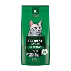 프로베스트 캣 20kg 고양이사료