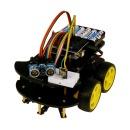 아두이노 코딩 교육용 4휠 스마트카 RC카 로봇 키트