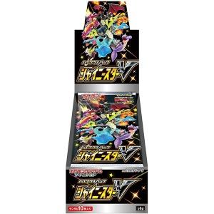 포켓몬 카드 게임 소드  쉴드 고급 팩 샤이니 스타 V