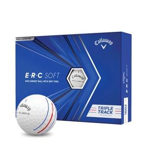캘러웨이정품 21 ERC SOFT 트리플 트랙 골프볼(3피스)