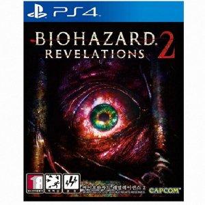 바이오하자드 레벨레이션스2 (PS4) 한글판 중고
