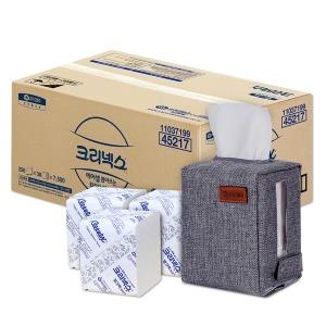 에어셀 뽑아쓰는 화장지 250매 30백(전용용기증정)