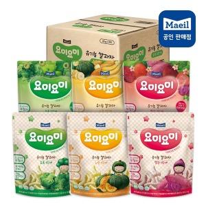 요미요미 쌀과자 (25gx4봉) / 매일유업