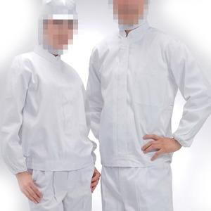위생복 위생가운 위생점퍼 작업복 패딩조끼