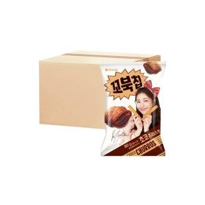 꼬북칩 초코츄러스맛 80g 12개입 박스