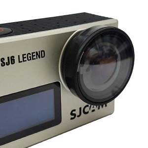 렌즈 보호 필터 캡 SJCAM SJ6 액션캠용