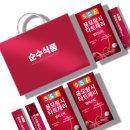 몽모랑시 타트체리 저분자 콜라겐 젤리 3박스/선물포장