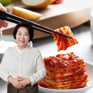 양희경 국내산 서울식 포기김치 10kg