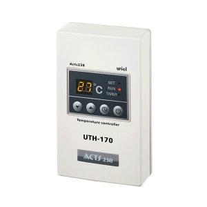 난방필름 온도조절기UTH-170 4KW  센서포함  단품