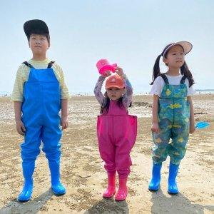 J.co 제이코 어린이/유아/아동 가슴장화 바지장화