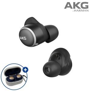 AKG N400 노이즈캔슬링 블루투스 무선 이어폰 블랙