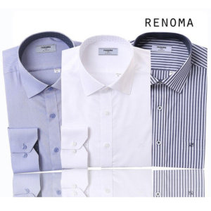 레노마_셔츠(남성)  레노마셔츠 잠실점 2021 긴소매 드레스셔츠 특집전