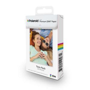 폴라로이드 스냅카메라 포토프린터징크인화지20매정품