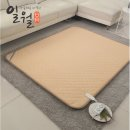 일월 양모 절전형 온열매트 퀸(더블) 본사직영몰