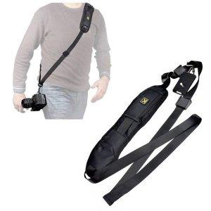 카메라 목 슬링 넥 어깨 스트랩 릴리스 디지털