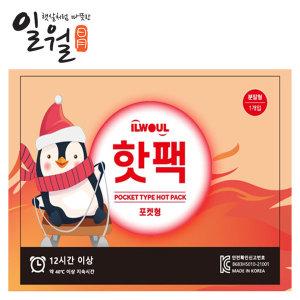 일월 국내생산 따끈 핫팩(100매) 본사직영몰