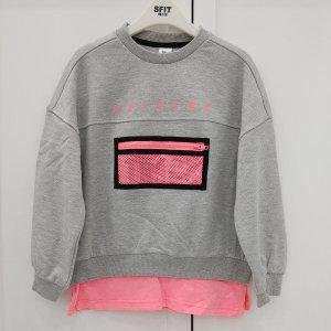 에스핏 비주얼 티셔츠 SJU7C2FKRT08