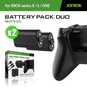XSX 무선컨트롤러 배터리팩 듀오/XBOX 충전 주변기기