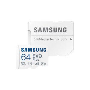 삼성 공식인증 마이크로SD EVO Plus 64GB MB-MC64KA