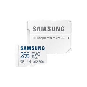 삼성 공식인증 마이크로SD EVO Plus 256GB MB-MC256KA