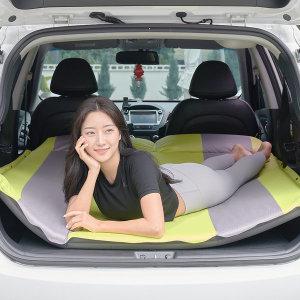 1분 자동충전 자충매트 차량용 캠핑 매트리스 차박