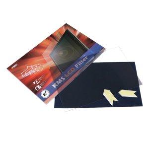 KMS 모니터 화면보호기 22형 와이드 LCD 필름 보안기.