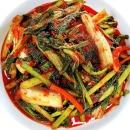 100% 국산 열무김치 2kg 열무비빔밥 열무국수에 제격