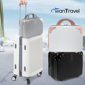 원트래블 14인치 기내반입 레디백 미니 여행가방