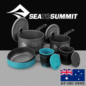 Sea To Summit   씨투써밋  알파 세트 2.2 코펠 - 2인용 코펠세트