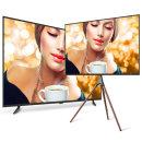 139cm TV UHD 티비 텔레비젼 4K LED TV HDR 1등급