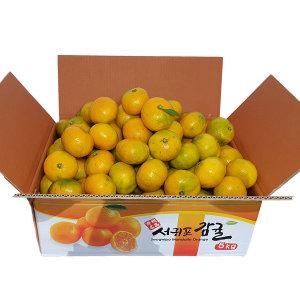 담아팜 꿀당도 감귤 4.5kg 로얄과 노지감귤 실중량