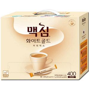 화이트골드 커피믹스 400T : 커피~