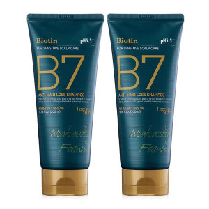 B7 약산성 탈모 샴푸 1+1 / 200ml+200ml