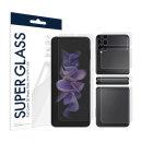 갤럭시Z플립3 - 슈퍼글래스 플렉스 3D 필름 풀세트