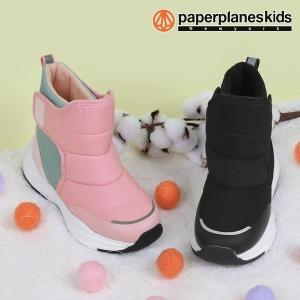 PK8211 아동 패딩 부츠 기모 키즈 겨울 신발 털