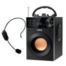 AP522M블루투스스피커 강의용 무선마이크 앰프 라디오