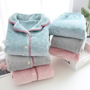파스텔 파자마 수면잠옷 겨울잠옷 잠옷세트 홈웨어