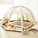 2인용 퀸 더블) 한일 캠핑용 탄소매트 전기장판